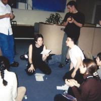 Sit-In Strategizing
