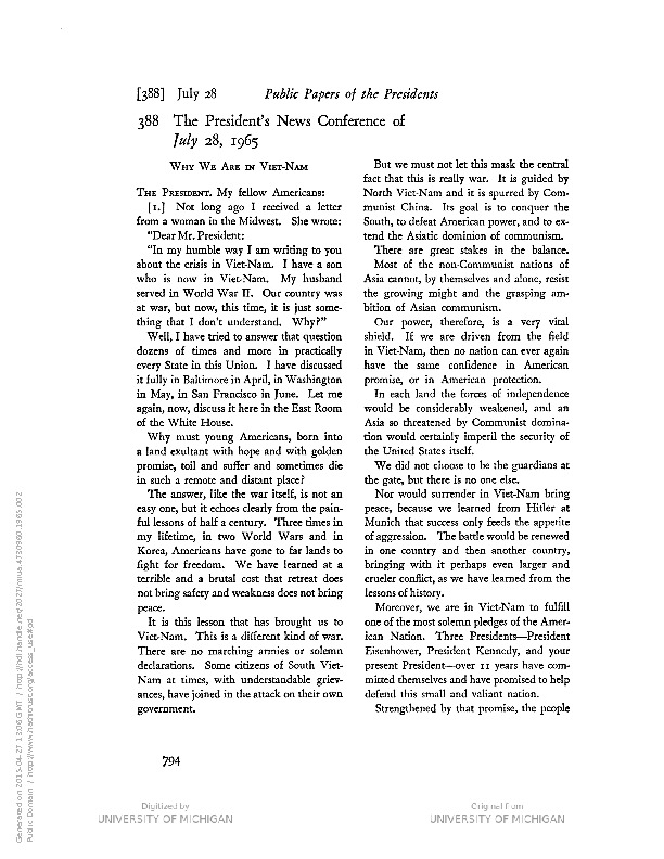 LBJ Why Are We In Vietnam (July 28, 1965).pdf