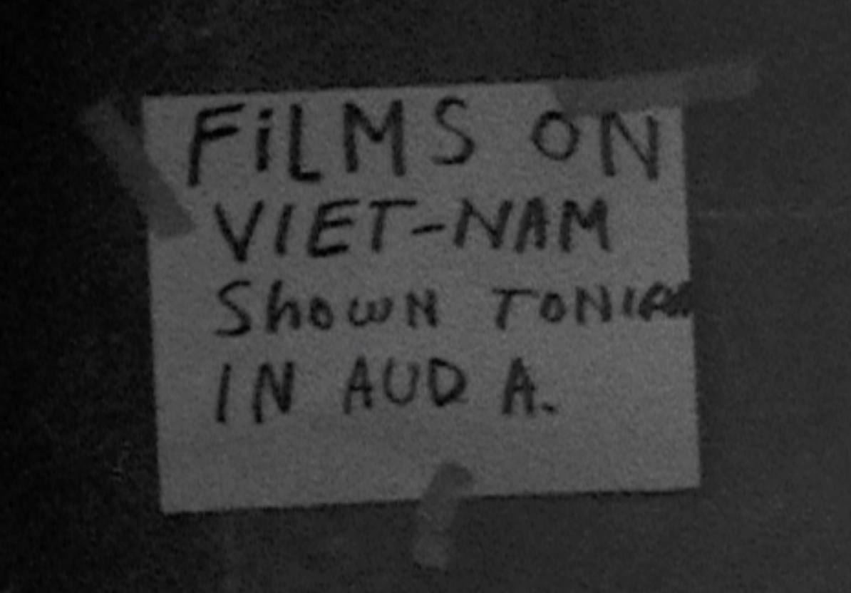 Film Screening Advertised At Quot Alternative Perspectives On