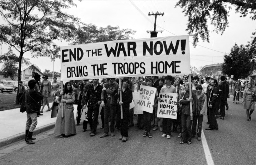 Resistance and Revolution: The Anti-Vietnam War Movement at the ...