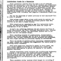 Original Draft of the Port Huron Statement