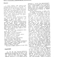 National Council Report on Vietnam 1