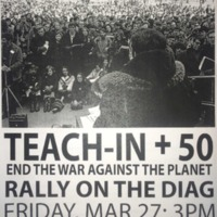 Teach-In +50 End the War Against the Planet