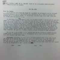 IUC Telegram to Bundy