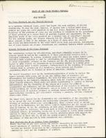 SDS Peace Project Proposal