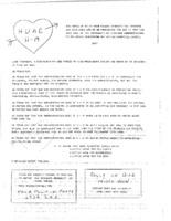 HUAC U of M Flyer