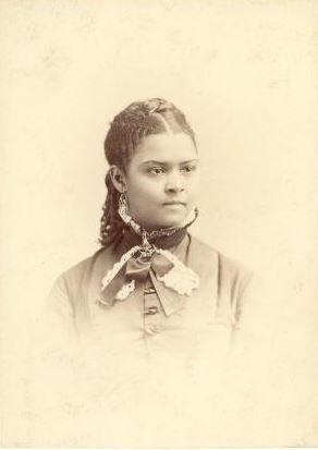 Mary H. Graham, 1880