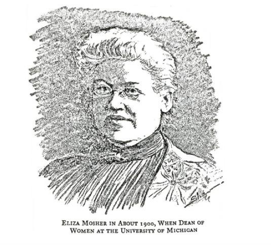 Dr. Eliza Mosher<br />