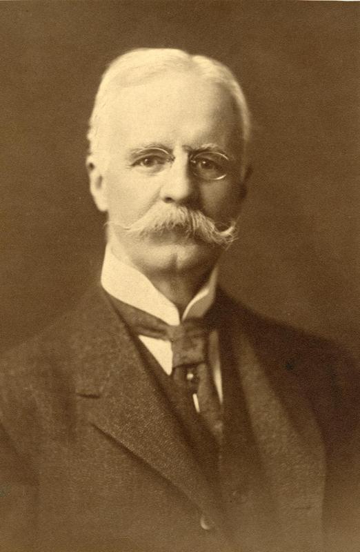 Levi Barbour, portrait