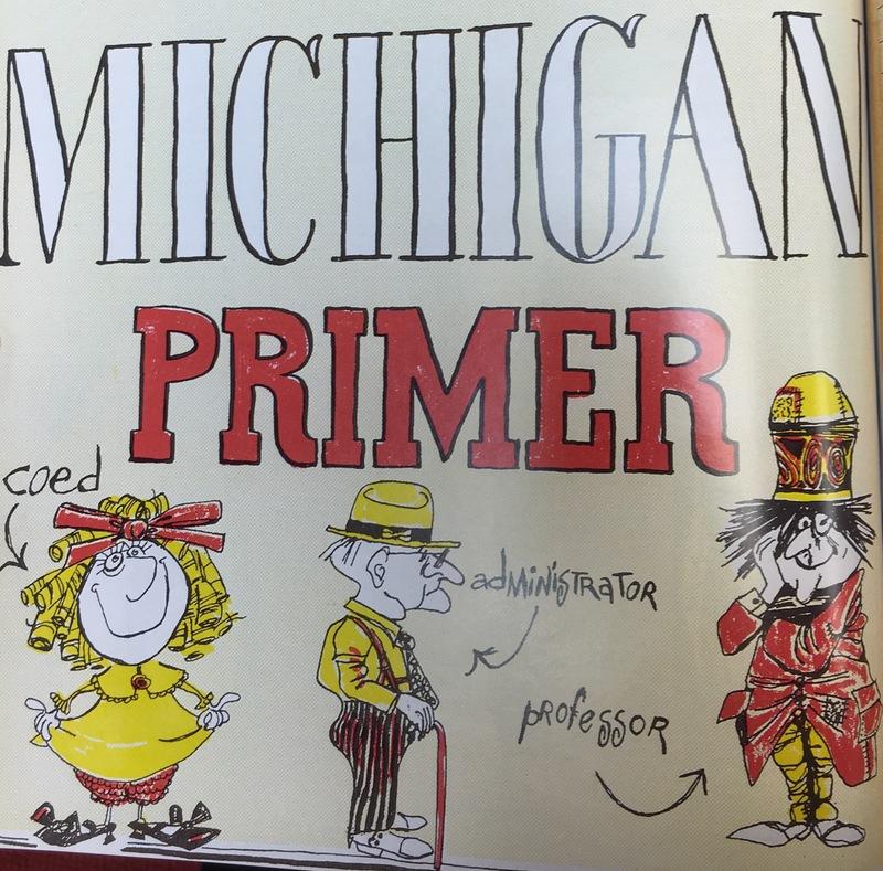 Gargoyle Michigan Primer 1964