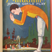 Junior Girls Play Posters