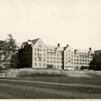 Mosher-Jordan Halls