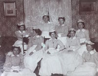 Nursing Class of 1900