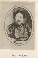 Dr. Ida Kahn