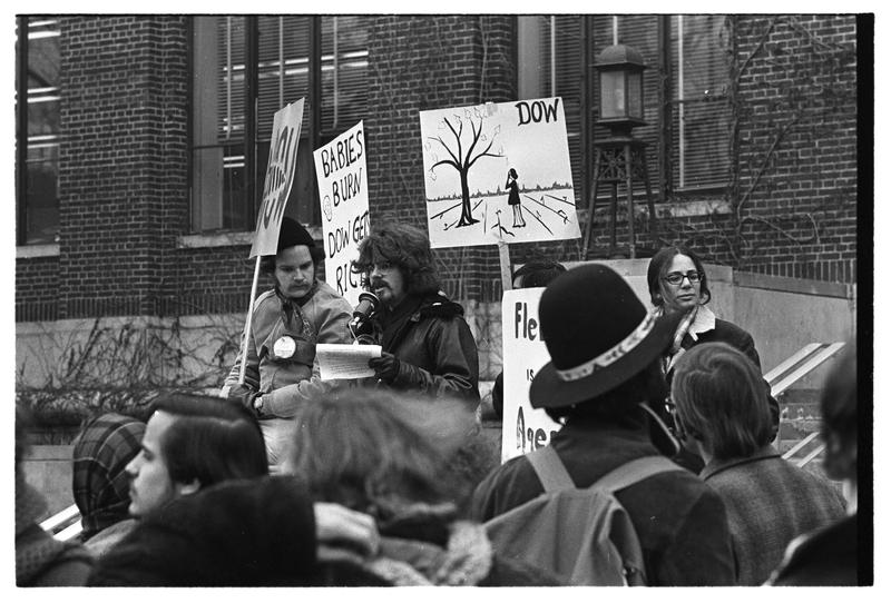 March Against Dow 1970