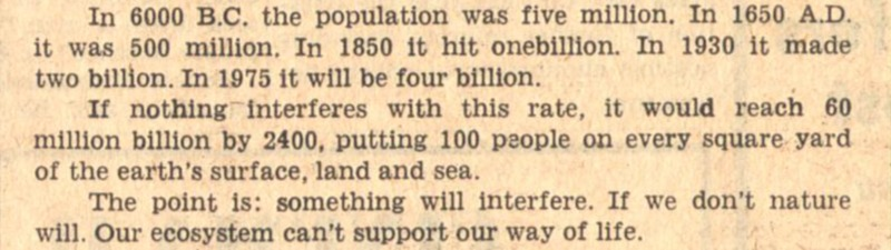 Population Growth in Michigan Daily