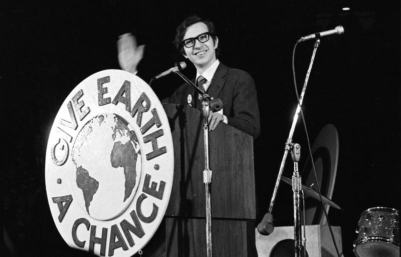 Doug Scott ENACT Kick-Off Rally March 11, 1970