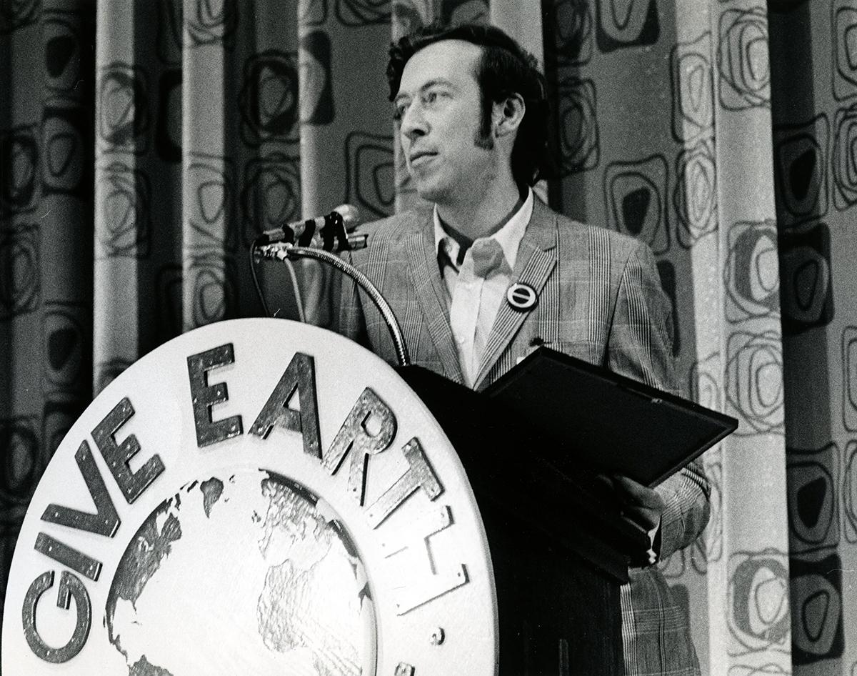 David Allen, March 1970