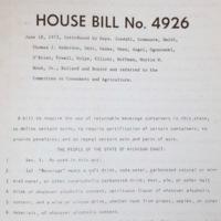 House Bill No. 4926