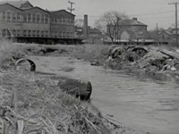 Factory Dumping into Rivers 1930s