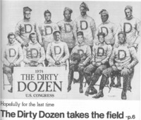 The Dirty Dozen Takes the Field