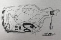 """No Deposit . . . No Return"" Article in the Michigan Journalist (1970)"
