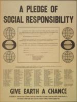 A Pledge of Social Responsibility