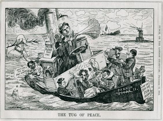 Tug of Peace