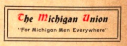 The Michigan Union