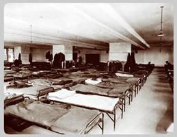 Union Barracks