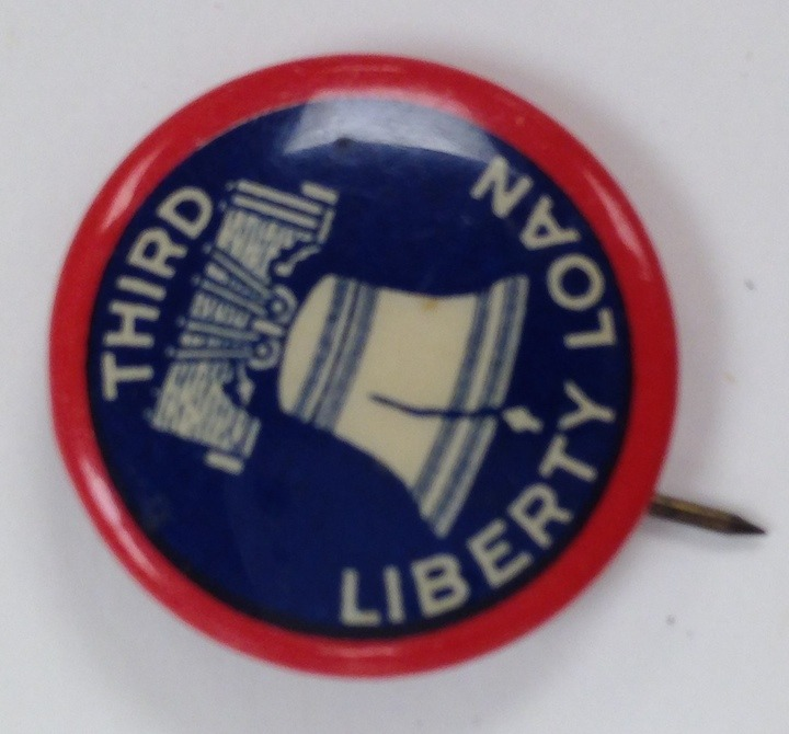 Third Liberty Loan Button