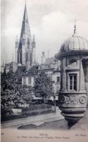 Postcard from Dijon France
