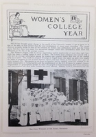 A Women's College Year, 1918
