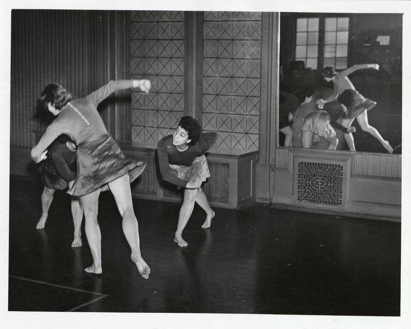 University of Michigan Modern Dance Club