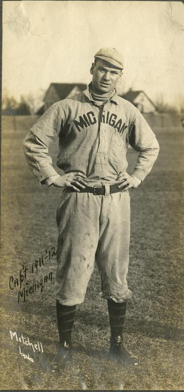 Elmer Mitchell, 1911