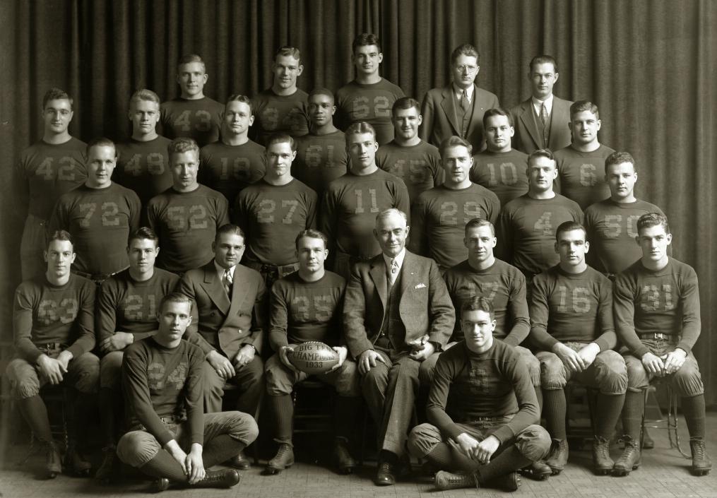 1933 Team Photo