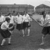 Women's Softball, 1930s