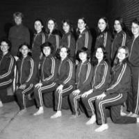 Synchronized Swimming Team, 1976