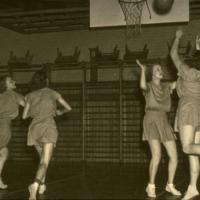 UM Women's Basketball, 1937
